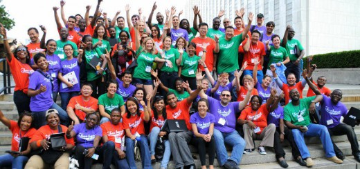 JCI Global Parntership Summit delegates